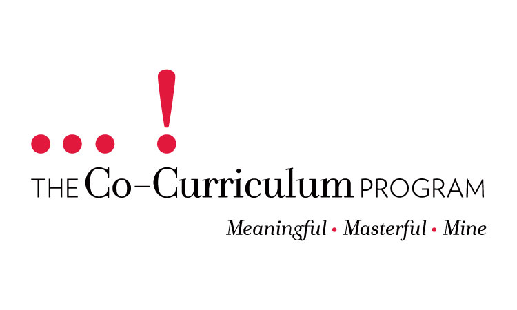 CoCurriculum Program With Tagline